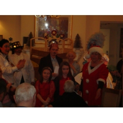 Christmas Events at Maesbrook Care/Nursing Home in Shrewsbury, Shropshire