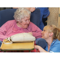 Care with dignity at Maesbrook Care/Nursing Home in Shrewsbury, Shropshire