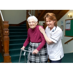 Physiotherapy in our Care/Nursing Home in Shrewsbury, Shropshire